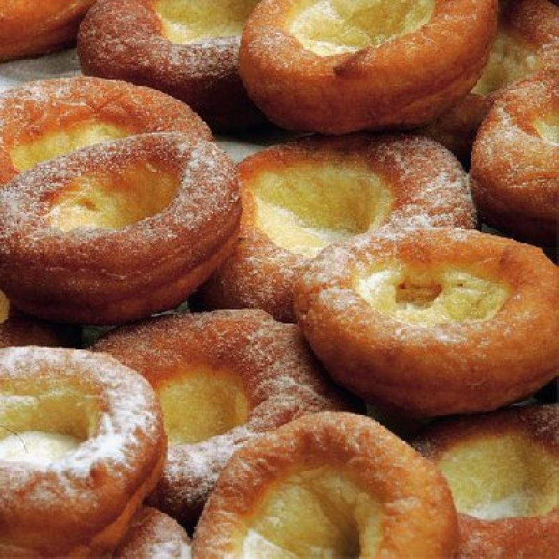 Farsangi fánk - Zsiradékban sült tészták - Hajókonyha recept