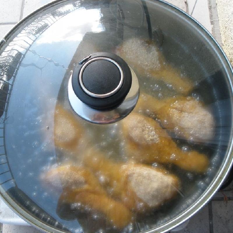 Rántott csirkecomb - Csirkéből - Hajókonyha recept